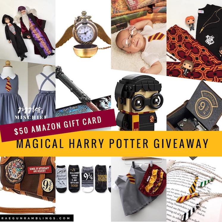 awesome Harry Potter gift ideas for all ages