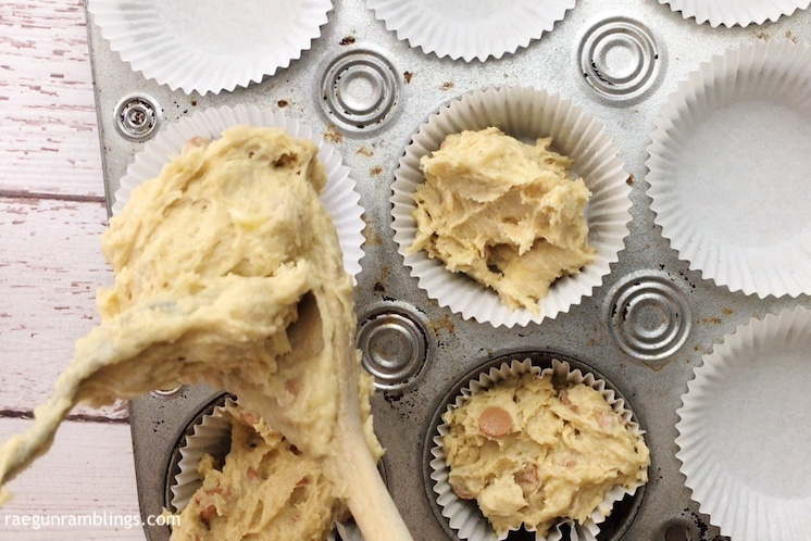 banana butterbeer muffins recipe
