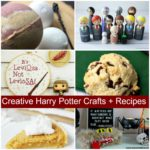 creative harry potter crafts and recipes
