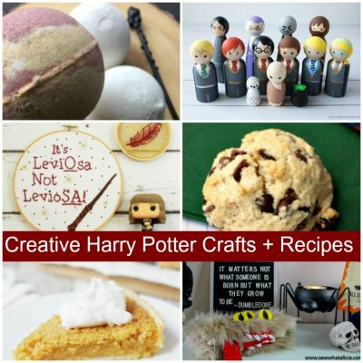 Harry Potter Treacle Tart Bath Bombs Peg People and More