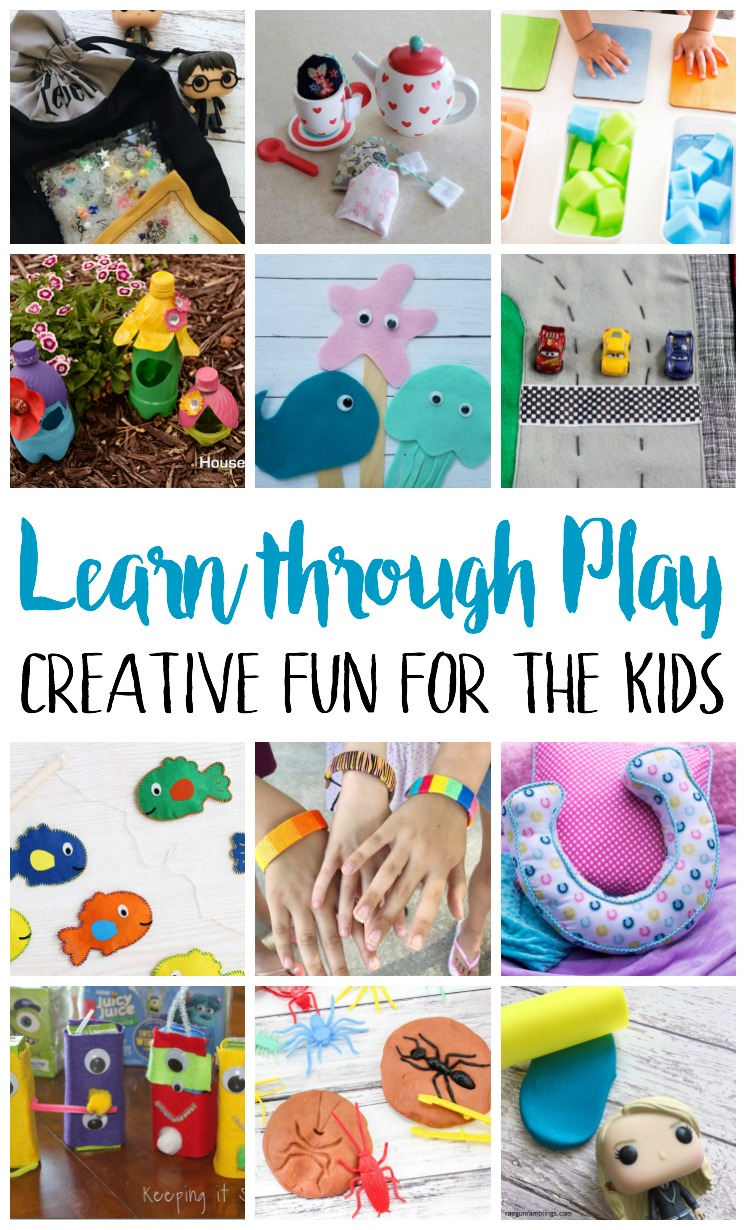 Fun And Educational Ideas For Kids With Tutorials Printables Patterns