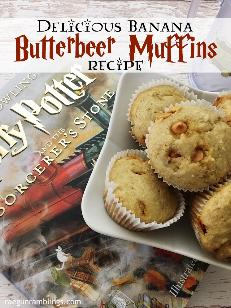 b3ac2a1db must try these super easy looking butterbeer muffins. Great Harry Potter  recipe would be fun