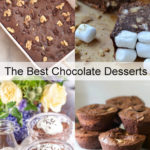 Delicious Chocolate desserts and recipes