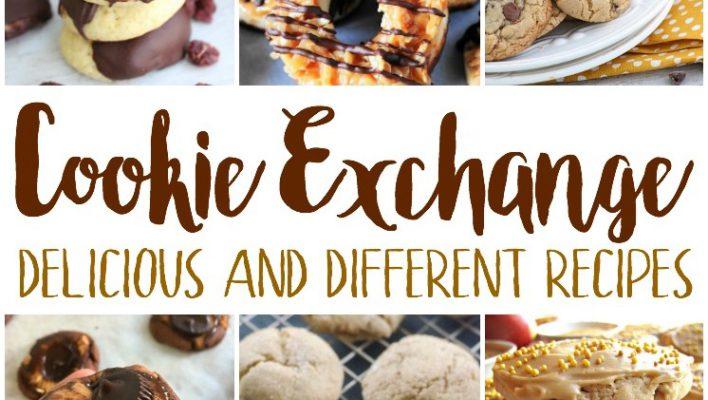 Unique Cookie Exchange Recipes and Block Party