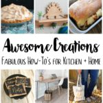 creative recipes and creative DIY craft tutorials