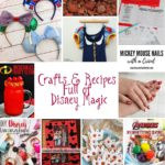 Disney-Crafts DIY ideas