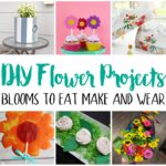 Quick and Easy DIY Flower Projects and Recipes