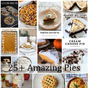 pie recipes perfect for the holidays
