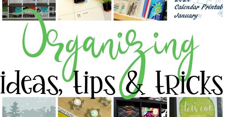Awesome Organizing ideas tips and tricks
