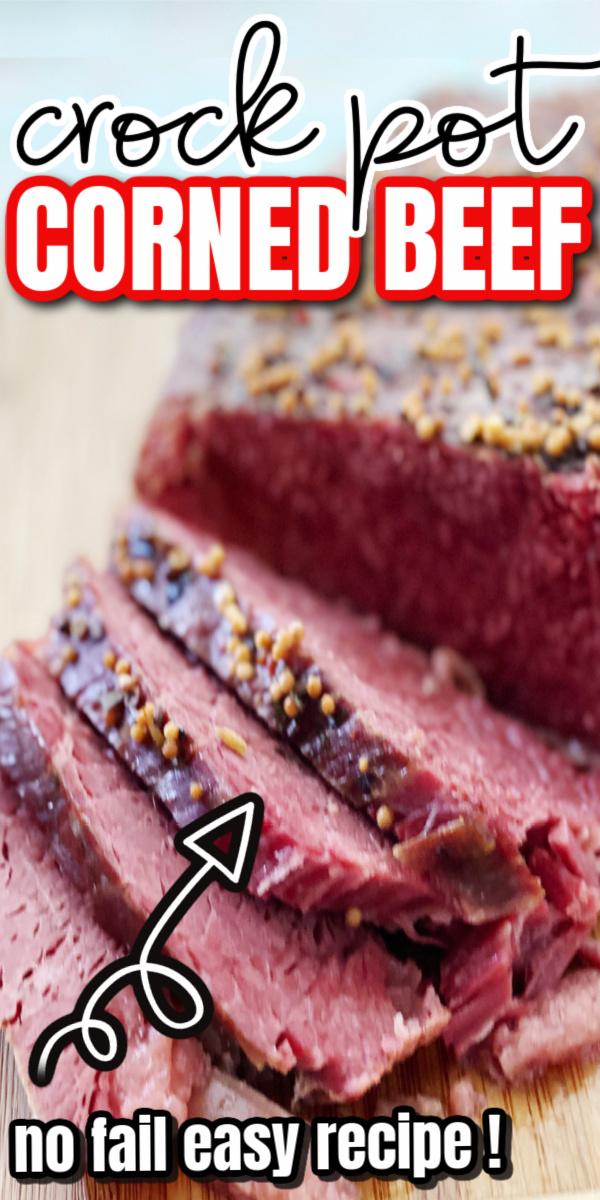 slices of corned beef roast