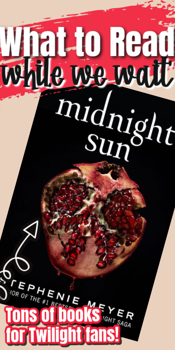 All about the long awaited prequel to Twilight's Midnight Sun by Stephenie Meyer plus what to read while we wait via @raegun