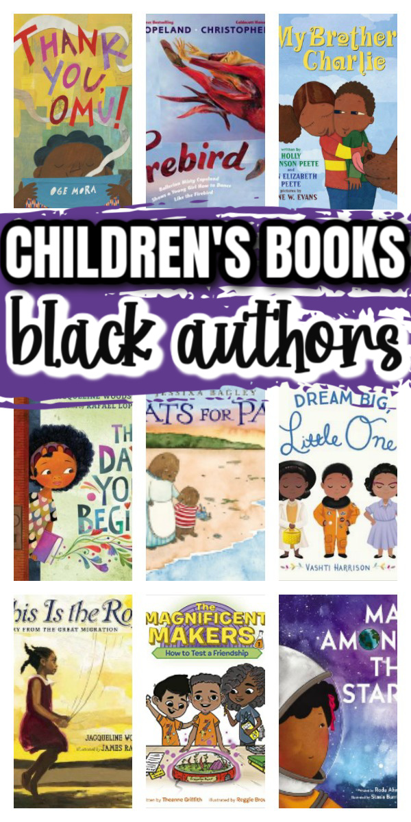 Giant list of children's books by black authors. Everything from picture books, middle grade and even young adult fiction. Black Lives matter.