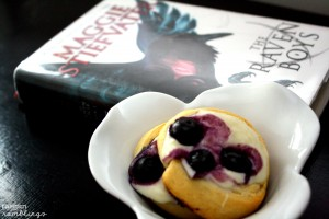 blueberry cream chblueberry cream cheese danish raven boy - Rae Gun Ramblings