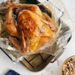 roasted turkey in a bag